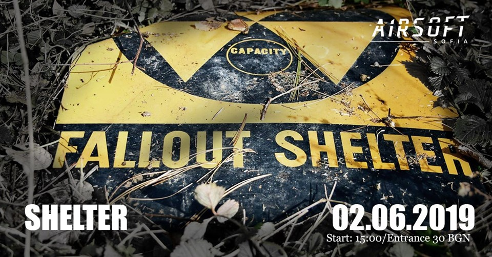 Shelter – 02 Юни 2019